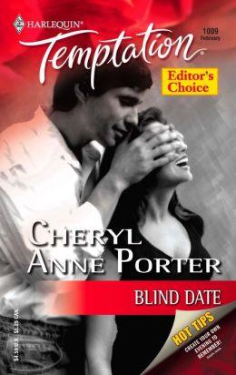 Blind Date (Harlequin Temptation Series #1009)