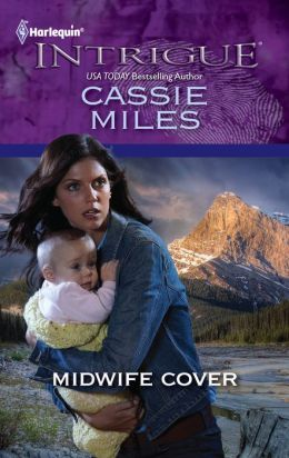 Midwife Cover (Harlequin Intrigue Series #1343)