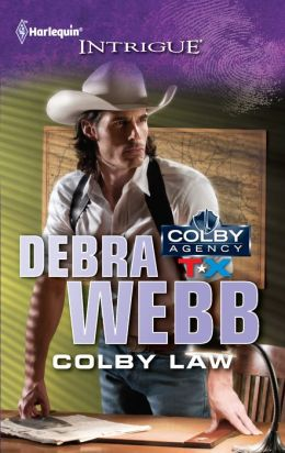 Colby Law (Harlequin Intrigue Series #1347)