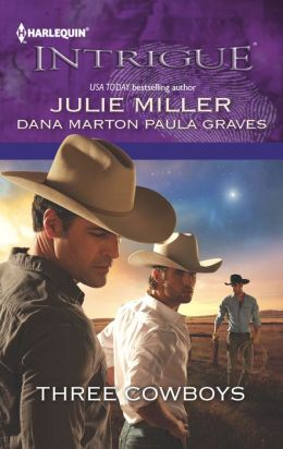 Three Cowboys: Virgil\Morgan\Wyatt (Harlequin Intrigue Series #1391)