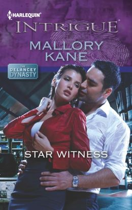 Star Witness (Harlequin Intrigue Series #1416)