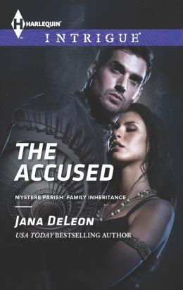 The Accused (Harlequin Intrigue Series #1441)