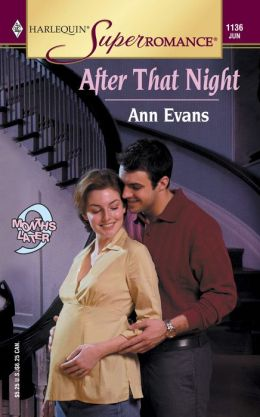 After That Night; (Harlequin Super Romance)