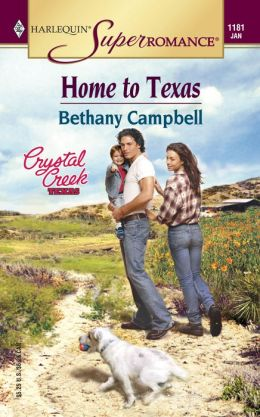 Home to Texas (Harlequin Super Romance #1181)