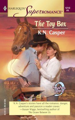 Toy Box (Harlequin Super Romance #1213)