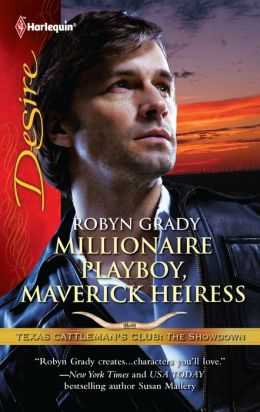 Millionaire Playboy, Maverick Heiress (Harlequin Desire #2114)