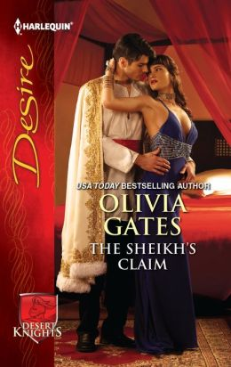The Sheikh's Claim (Harlequin Desire Series #2183)