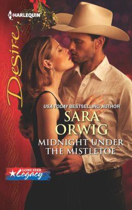 Midnight Under the Mistletoe (Harlequin Desire Series #2195)