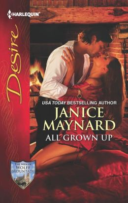 All Grown Up (Harlequin Desire Series #2206)