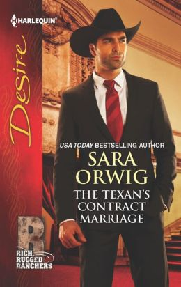 The Texan's Contract Marriage (Harlequin Desire Series #2229)