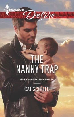 The Nanny Trap (Harlequin Desire Series #2253)