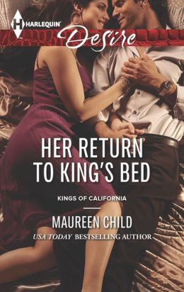 Her Return to King's Bed (Harlequin Desire Series #2269)