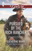 Book Cover Image. Title: Pursued by the Rich Rancher (Harlequin Desire Series #2379), Author: Catherine Mann