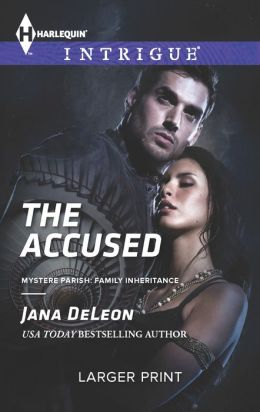 The Accused (Harlequin LP Intrigue Series #1441)