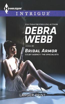 Bridal Armor (Harlequin LP Intrigue Series #1443)