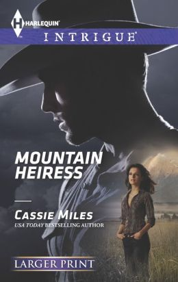 Mountain Heiress / Mountain Midwife (Harlequin LP Intrigue Series #1454)