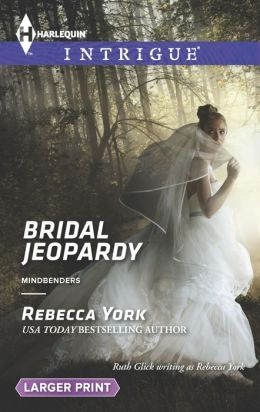 Bridal Jeopardy (Harlequin LP Intrigue Series #1484)