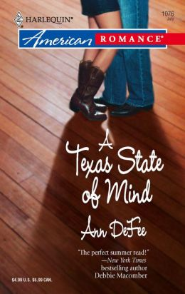 A Texas State of Mind (Harlequin American Romance #1076)