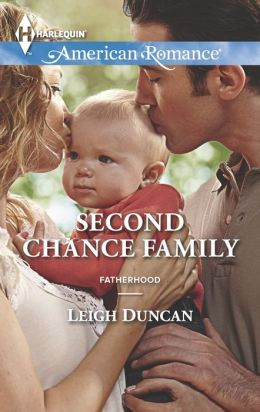 Second Chance Family (Harlequin American Romance Series #1488)