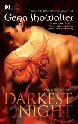The Darkest Night (Lords of the Underworld Series #1)