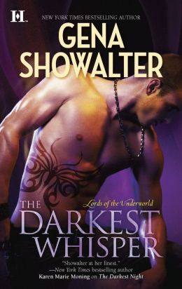 The Darkest Whisper (Lords of the Underworld Series #4)