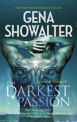 The Darkest Passion (Lords of the Underworld Series #5)