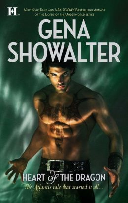 Heart of the Dragon (Gena Showalter's Atlantis Series #1)