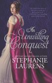 Book Cover Image. Title: An Unwilling Conquest, Author: Stephanie Laurens