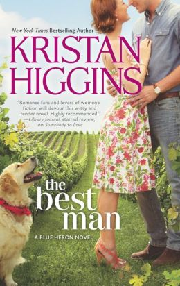 The cover of The Best Man