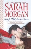 Book Cover Image. Title: Sleigh Bells in the Snow, Author: Sarah Morgan