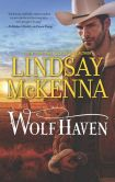 Book Cover Image. Title: Wolf Haven, Author: Lindsay McKenna