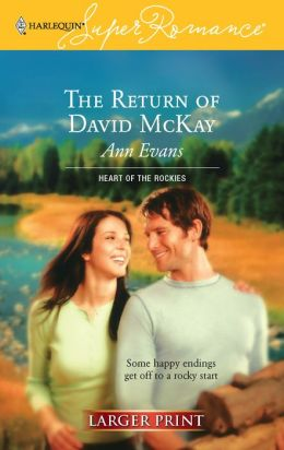 Return Of David McKay