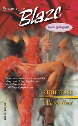 Striptease (Harlequin Blaze #99)