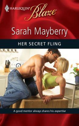 Her Secret Fling (Harlequin Blaze #517)