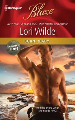 Born Ready (Harlequin Blaze Series #658)