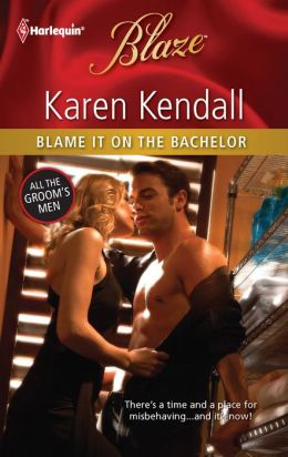 Blame It on the Bachelor (Harlequin Blaze Series #673)