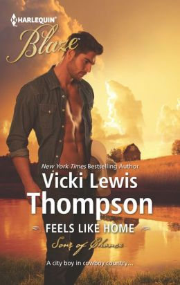 Feels Like Home (Harlequin Blaze Series #699)