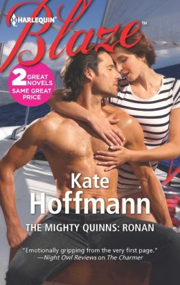 The Mighty Quinns: Ronan (Harlequin Blaze Series #719)