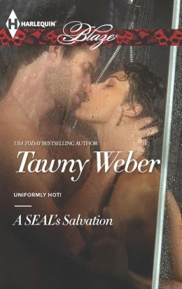 A SEAL's Salvation (Harlequin Blaze Series #783)