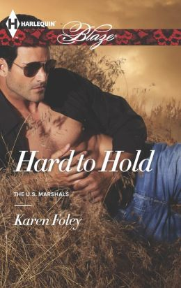 Hard to Hold (Harlequin Blaze Series #786)