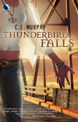 Thunderbird Falls (Walker Papers Series #2)