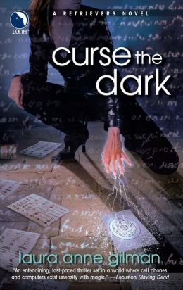 Curse the Dark (Retrievers Series #2)