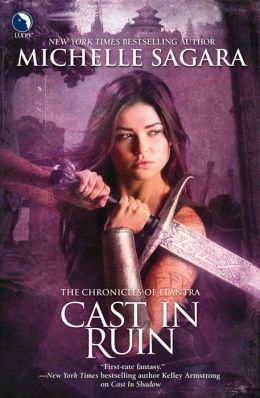 Cast in Ruin (Chronicles of Elantra Series #7)