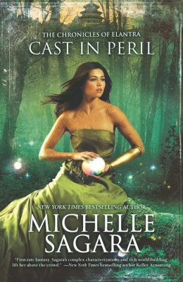 Cast in Peril (Chronicles of Elantra Series #8)