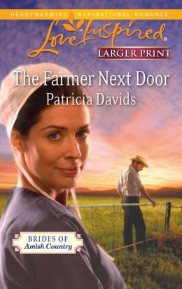 The Farmer Next Door (Brides of Amish Country Series)