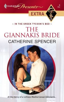 The Giannakis Bride (Harlequin Presents Extra: In the Greek Tycoon's Bed)