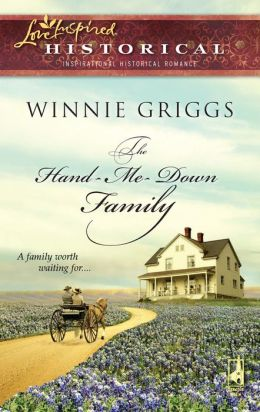 The Hand-Me-Down Family (Love Inspired Historical Series)
