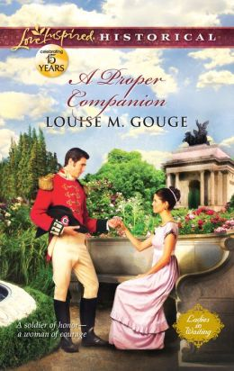 A Proper Companion (Love Inspired Historical Series)
