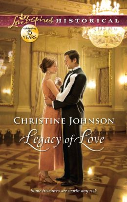 Legacy of Love (Love Inspired Historical Series)