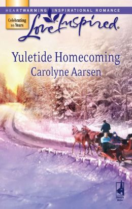 Yuletide Homecoming (Love Inspired Series #422)